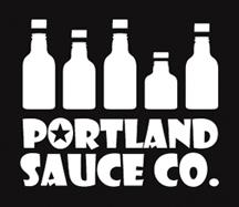 Portland Sauce Co Logos